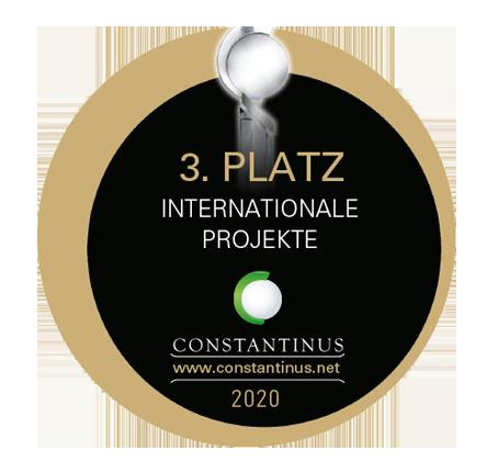 Constantinus Award 2020